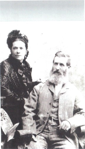 Thomas and Kezia Dell