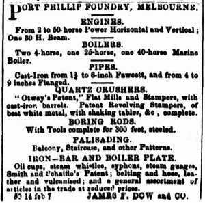 1859-01-07 Ad for Dow's foundry.jpg